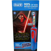 Perie de dinţi electrică Oral-B Vitality Kids  StarWars + casetă
