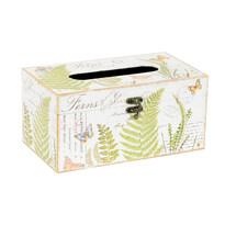 Ferns zsebkendőtartó doboz, 25 cm