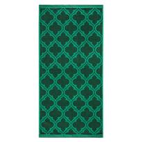 Ręcznik Castle zielony