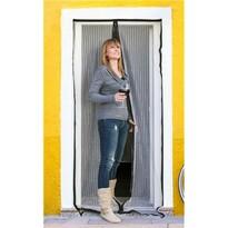 BRILANZ  szúnyogháló ajtóra, fehér