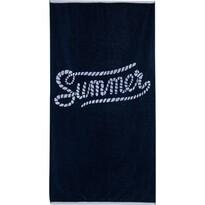 Plážová osuška Summer Sail, 90 x 170 cm