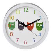 Sovičky hodiny dětské nástěnné
