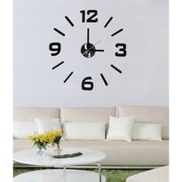 Ceas de perete StarDeco, negru, diam. 50 cm