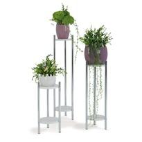 Zestaw stojaków na kwiaty