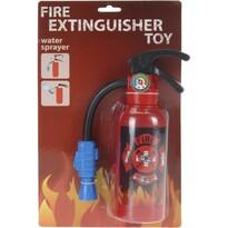 Dětský hasicí přístroj, červená