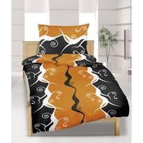 Saténové obliečky Fantázia, 140 x 200 cm, 70 x 90 cm