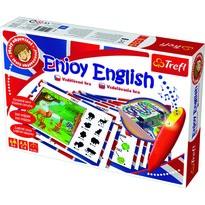 Malý objaviteľ Hrací set Enjoy English s magickým perom