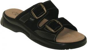 Santé Dámské zdravotní pantofle  vel. 40 černá