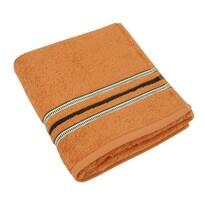 Ręcznik kąpielowy Zuzka ceglasty, 70 x 140 cm