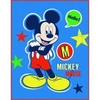 Koc dla dzieci Mickey Mouse Expressions, 110 x 140 cm