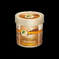 Topvet Skořicový masážní gel, 250 ml