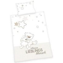 Detské bavlnené obliečky do postieľky Jana Lieblings, 100 x 135 cm, 40 x 60 cm