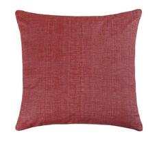 Polštářek Rita UNI červená, 40 x 40 cm