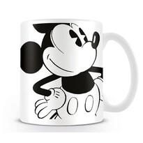Mickey Mouse Kubek ceramiczny 315 ml, biały
