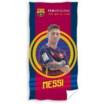 Osuška FC Barcelona Messi 2016, 70 x 140 cm