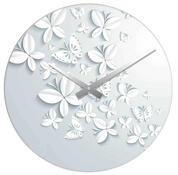 Nástěnné hodiny Motýlek 34 cm