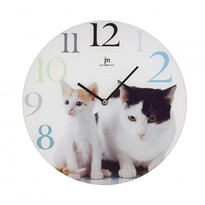 Lowell 14818 nástěnné hodiny
