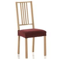 Multielastický potah na sedák na židli Petra červená, sada 2 ks