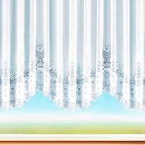 Perdele Albani Bellamy cu boltă, 450 x 145 cm