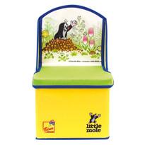 Bino Box na hračky Krtek 2v1