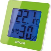 Termometru cu ceas Sencor SWS 1500 GN