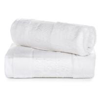 Komplet ręczników bambus Ankara biały