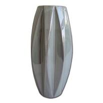 StarDeco Wazon ceramiczny perłowy, 33,5 cm