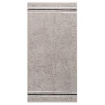 Cawö Frottier ręcznik Silver, 50 x 100 cm