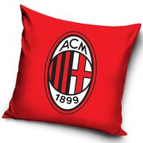 Polštářek AC Milán Red, 40 x 40 cm