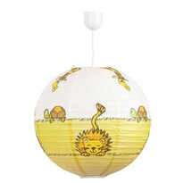 Rabalux 4633 Leon dziecięca lampa sufitowa, żółta