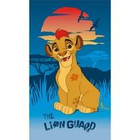 Prosop de plajă CTI The Lion Guard, 70 x 120 cm