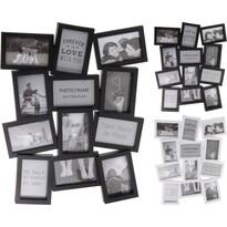 Fotorámeček Marion 12 fotografií, černá