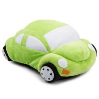 Poduszka Auto zielony, 28 x 42 cm