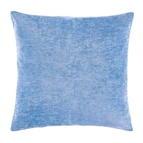 Pernă Janet albastru deschis, 44 x 44 cm