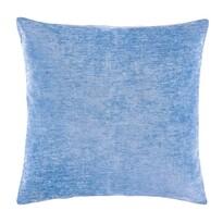 Vankúšik Žaneta svetlo modrá, 44 x 44 cm
