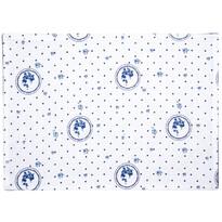 Prestieranie Country bodka modrá, 33 x 45 cm
