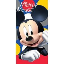 Osuška Mickey dots, 70 x 140 cm