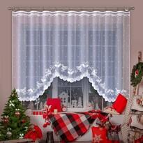 Záclona Zvončeky, 300 x 150 cm