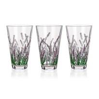 Banquet Lavender 3-dielna sada pohárov