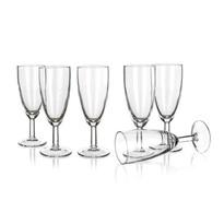 6-częściowy komplet kieliszków do szampana Pacome, 145 ml