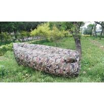 Lazy Bag önfelfújható hálózsák, terepszínű