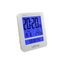 Digitálny budík Lavvu Duo White LAR0020, 9,2 cm