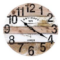 Nástěnné hodiny Antiques, 34 cm
