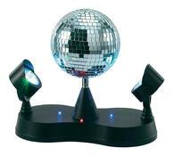 Diskotéková koule s LED