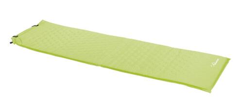 Önfelfújó kempingmatrac zöld, 183 cm