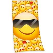 Ręcznik plażowy Emot!x Cool, 75 x 150 cm