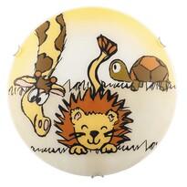 Rabalux 4559 Leon gyerek fali világítótest, sárga
