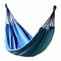 Cattara Hamak Textil niebieski, 200 x 100 cm