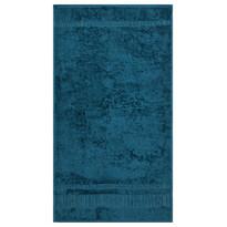 Ręcznik Bamboo niebieski, 50 x 90 cm