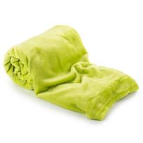 Koc Light Sleep zielony, 150 x 200 cm